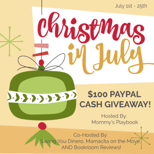 Christmas in July Giveaway