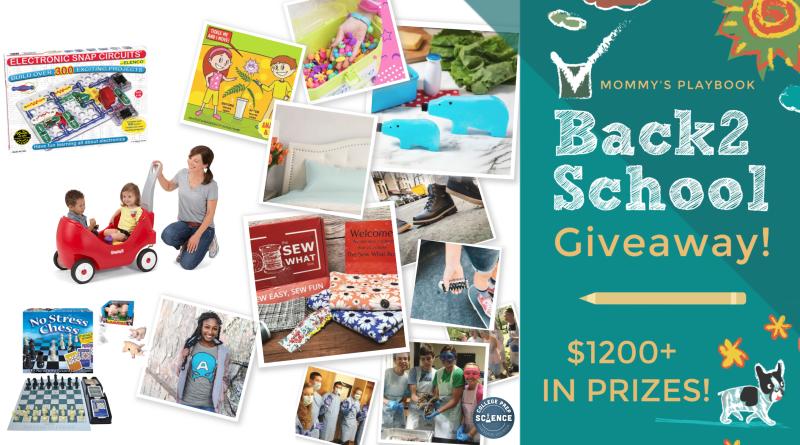 Back2School 2019 Celebration Prizes