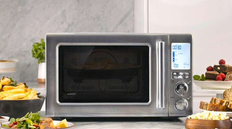 new Breville Combi 3-in-1 Microwave Campaign at Best Buy #Breville, #WaveMic, #BrevilleWave, #WaveHello [to Breville Combi Wave 3-in-1 Microwave]