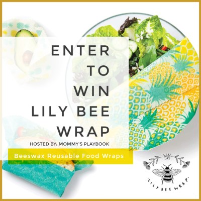 Enter to Win the LilyBee Wrap Giveaway at Mommy's Playbook