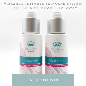 Enter to Win the Vibrance Skincare for Women Kit + $100 Visa Gift Card at Mommy's Playbook