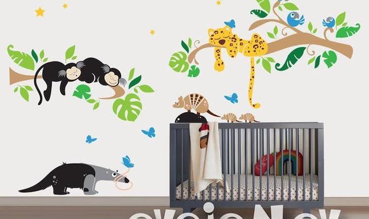 Baby Animals EvgieNev Decals