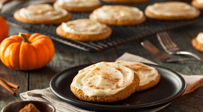 Pumpkin Spice Cookie Cream Cheese Frosting