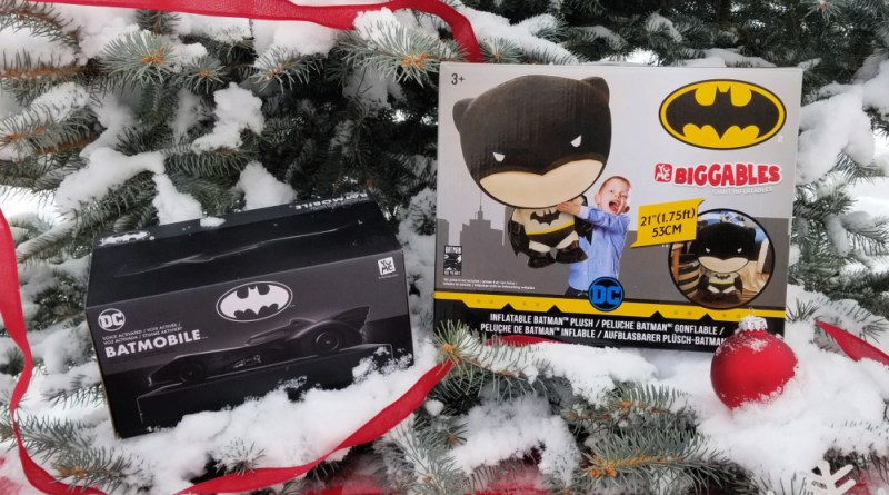 YuMe Batman Christmas Gifts