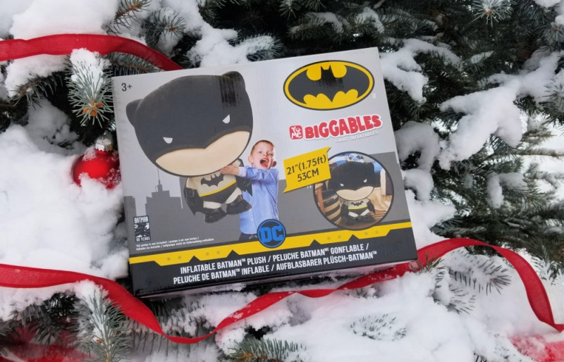 YuMe Biggables Batman Plush