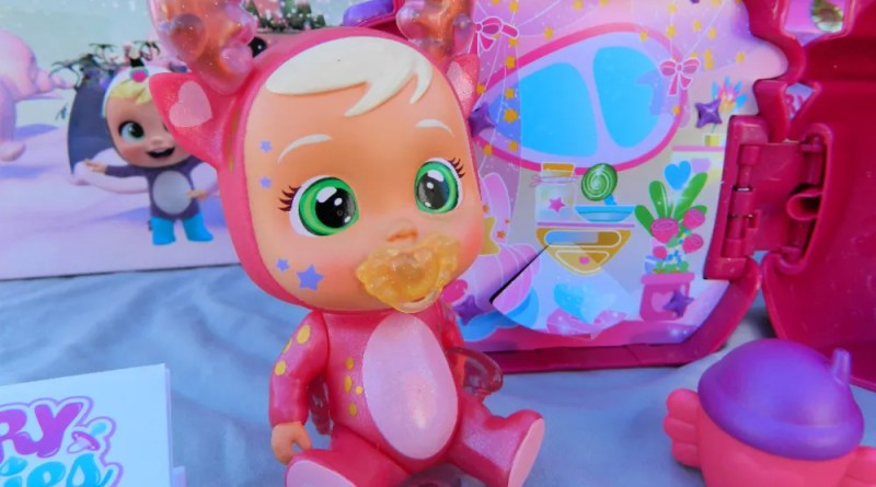 Cry Babies Magic Tears Paci House