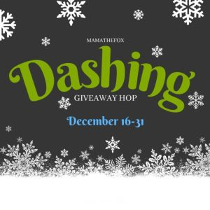 Dashing Giveaway Button