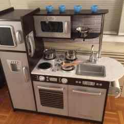 Kid Craft Kitchen German Cabinets Kidkraft Uptown Espresso Review First Impressions Mommy