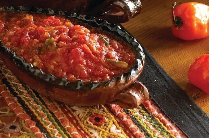 Abuelos salsa recipe