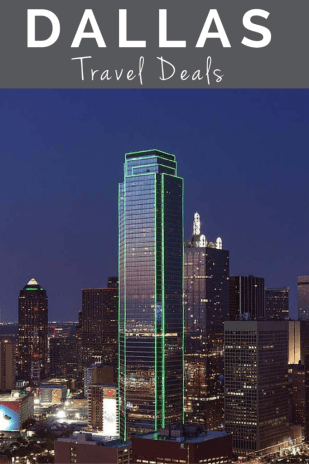 Dallas Travel Deals and Discounts