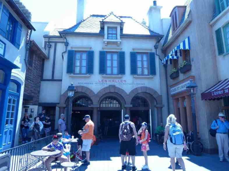 Boulangerie Patisserie at Epcot
