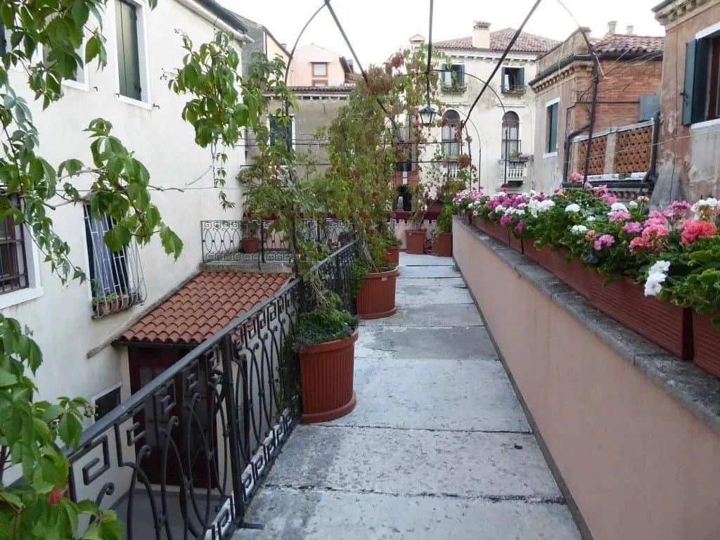 Hotel Sant'Antonin a family friendly hotel in Venice, Italy