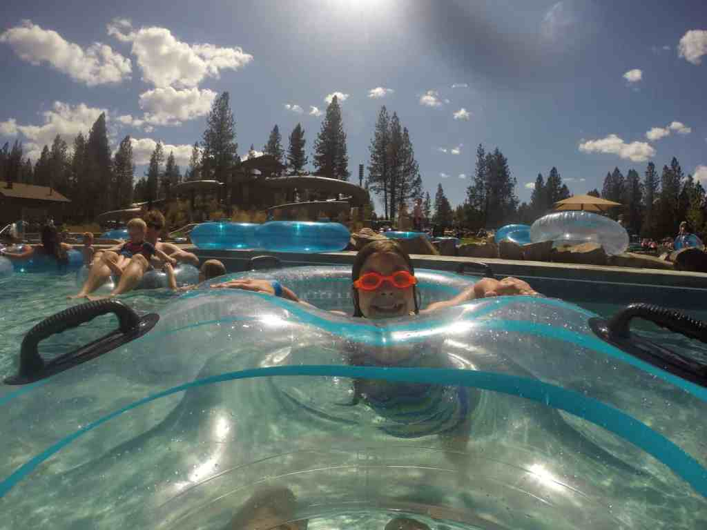 Sharc the waterpark in Sunriver
