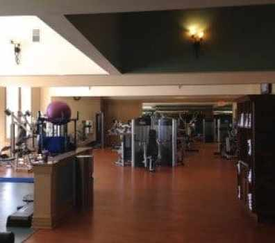 Fitness Center at Saratoga Springs