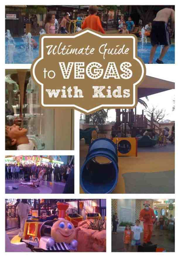 Things To Do In Las Vegas With Kids are a must when you head to the city full of life! Check out our tips for making sure your kids are happy and safe!