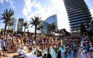 Marquee day club in Las Vegas