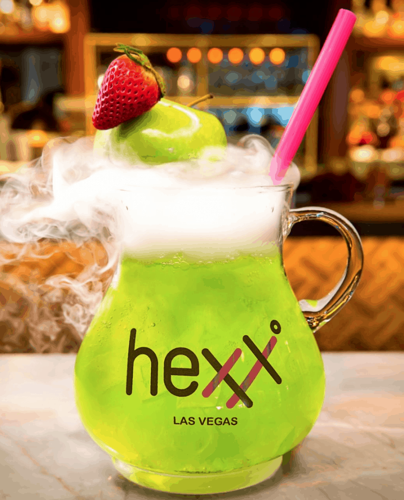 Hexx VooDoo Tea Potion