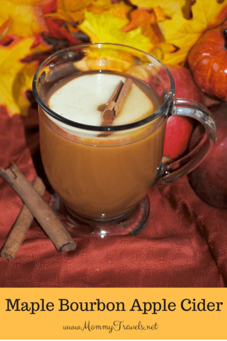 Maple Bourbon Apple Cider