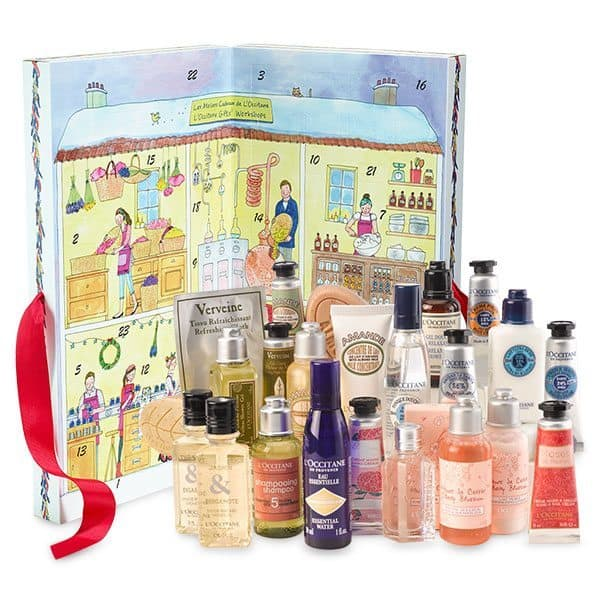 L'Occitane advent Calendar