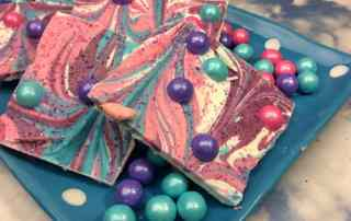 Unicorn bark is easy to make and an adorable treat for all unicorn lovers.