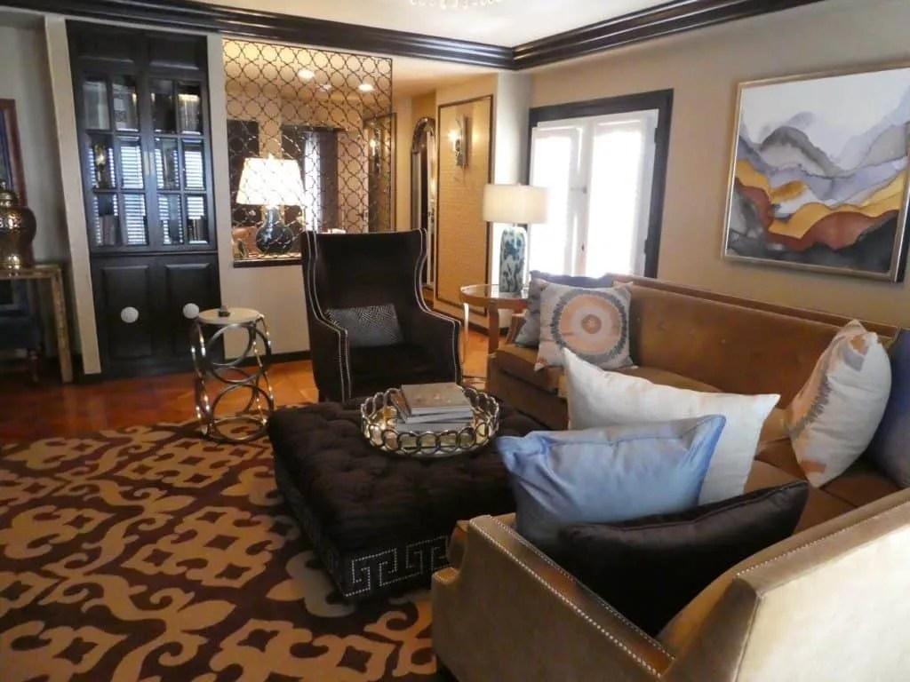 Omni La Mansion Del Rio Presidential Suite