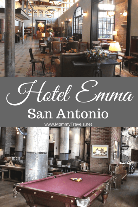 Hotel Emmaa luxury boutique hotel in San Antonio, Texas. This is one of the most awesome hotels in the United States.