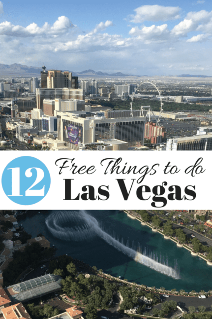 12 free things to do in Las Vegas