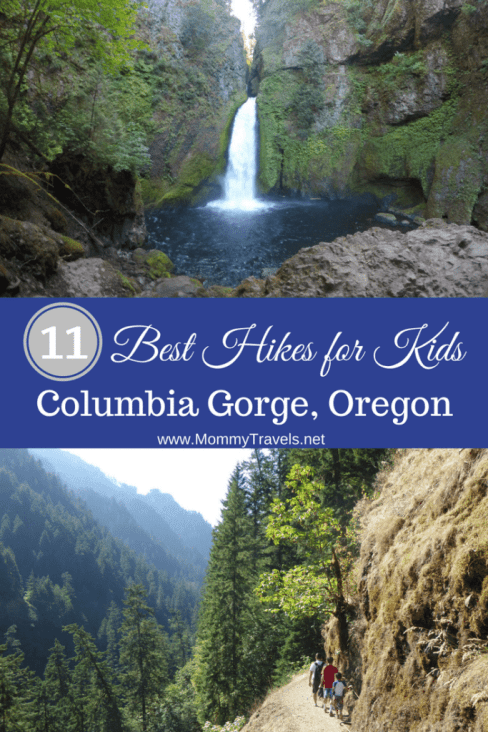 11 Best Hikes for Kids in the Columbia River Gorge