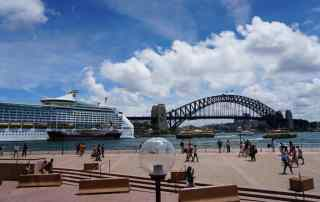 Sydney, Australia an awesome place for a family vacation.