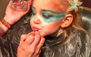 Get your child a mermaid makeover at Disney World