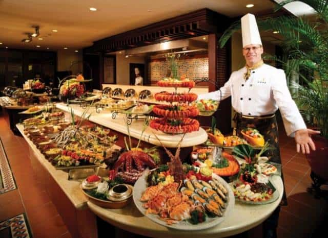 Buffets In Las Vegas