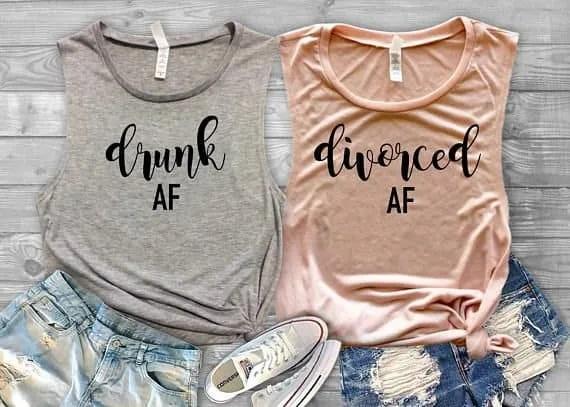 Divorced AF Shirt