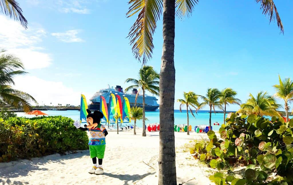 Castaway Cay - Disney's private island in the Bahamas