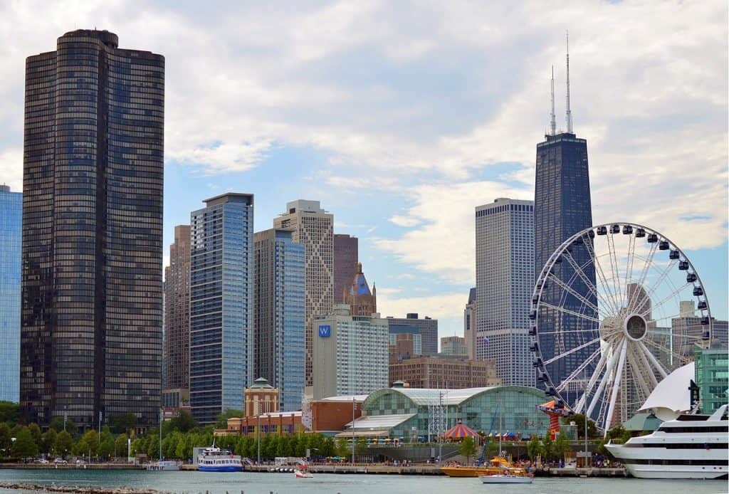 Chicago for families