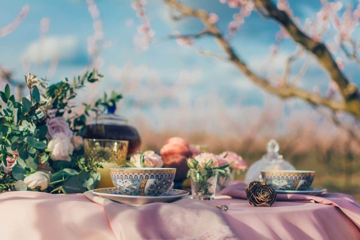 How to host a tea party baby shower