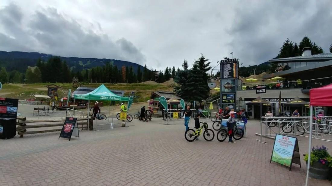 Whistler Mountain Bike Park