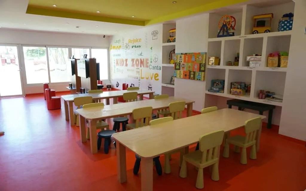 Kid's Club at Sunscape Puerto Vallarta