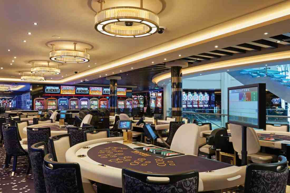 Bliss Casino on Norwegian Bliss