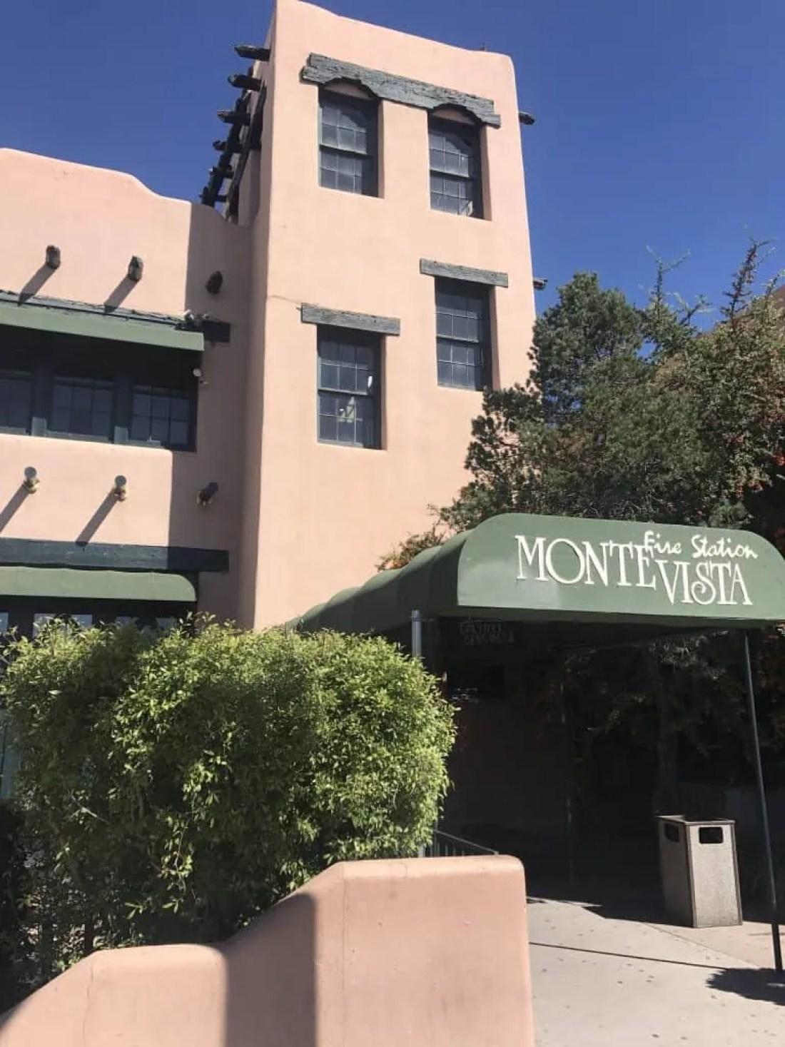 Monte Vista Firehouse