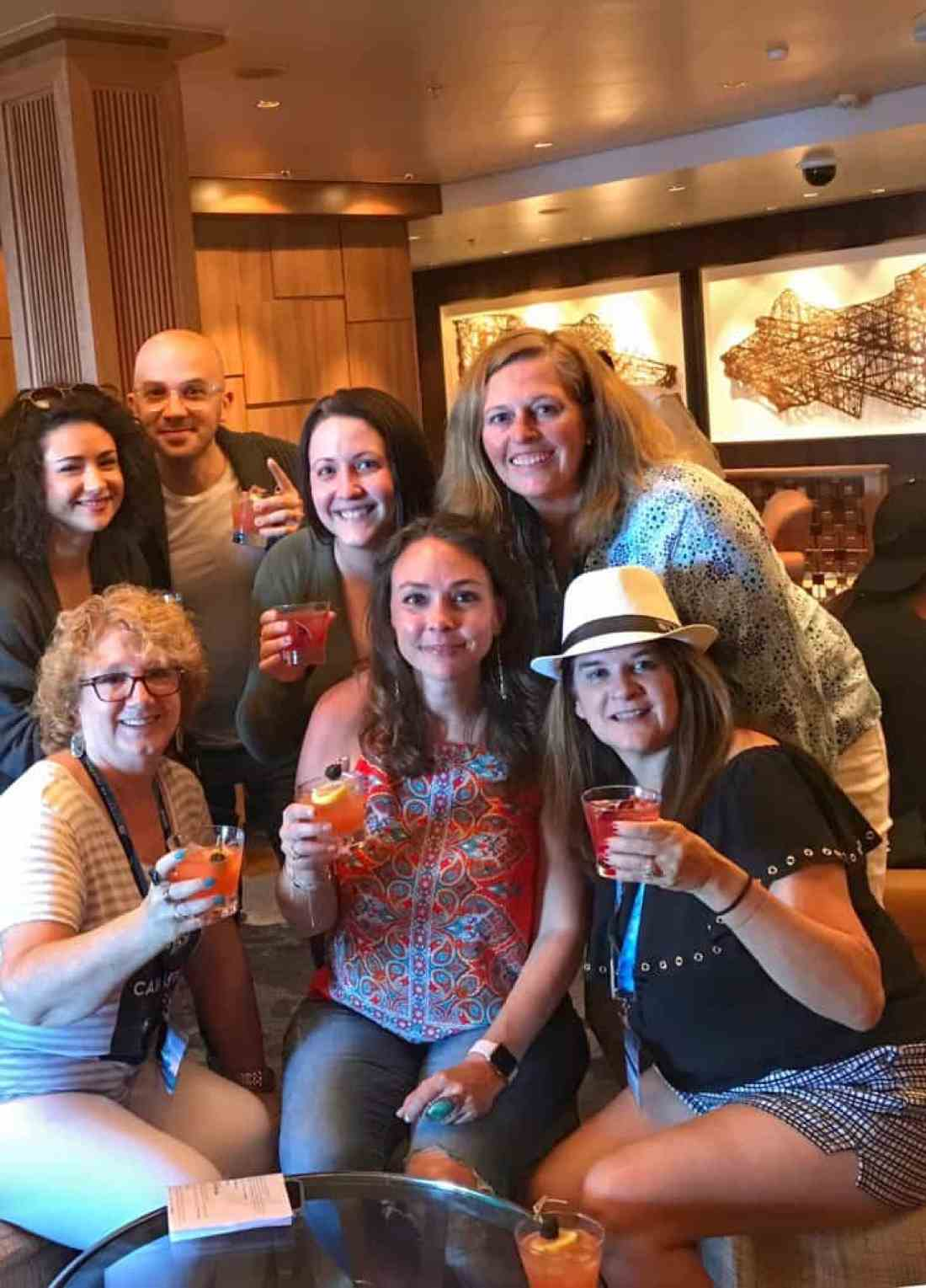 Norwegian Bliss Bar Crawl
