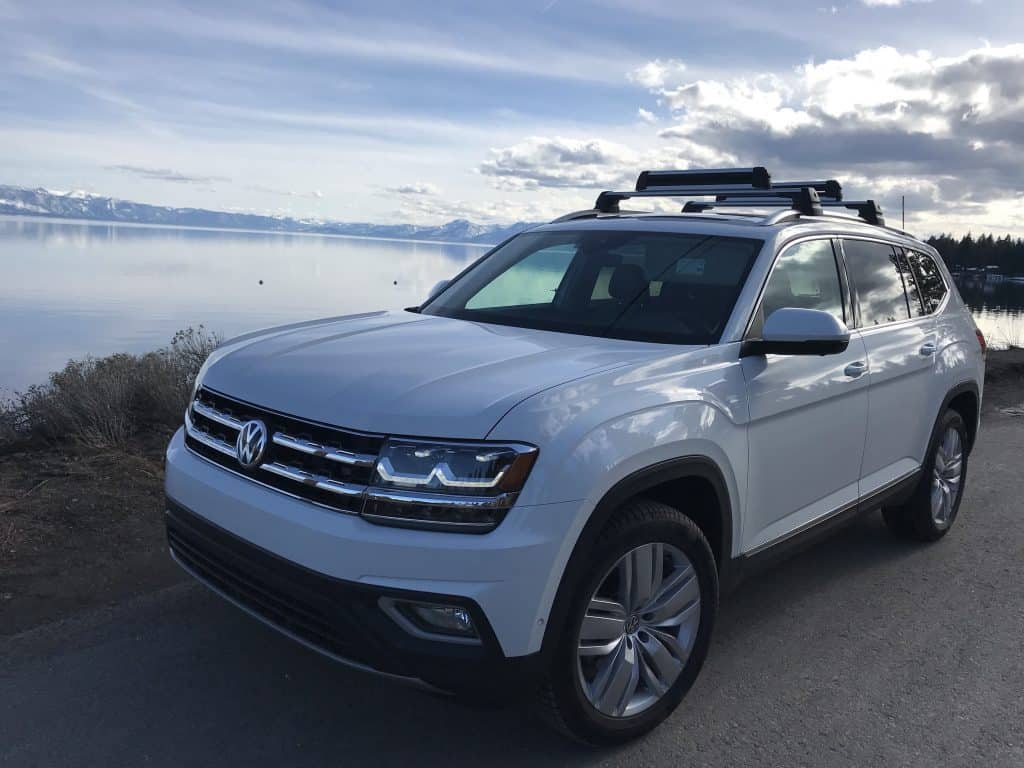 2018 Volkswagen Atlas 4Motion AWD