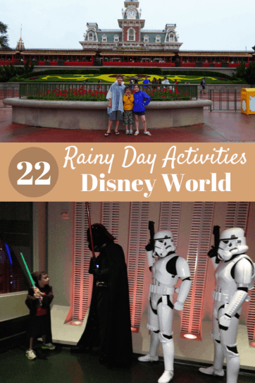 22 things to do on a rainy day at Disney World