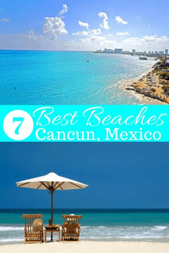 7 Best Beaches in Cancun