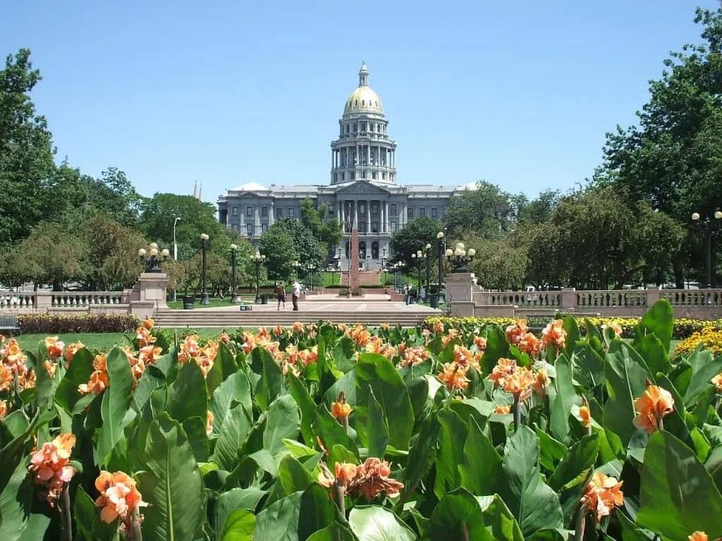 Denver Capitol Building