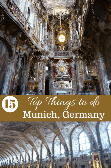 15 Things to do in Munich, Germany
