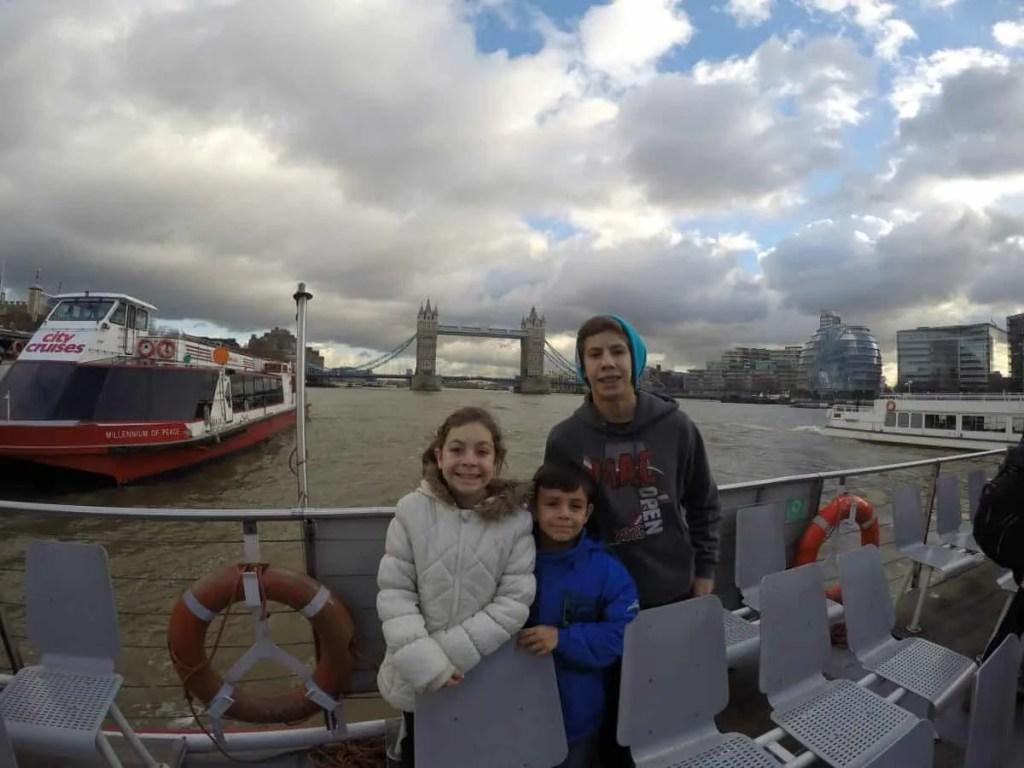 London River Cruise