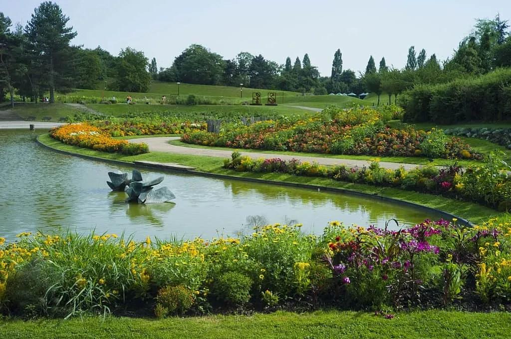 The Parc Floral Paris, France