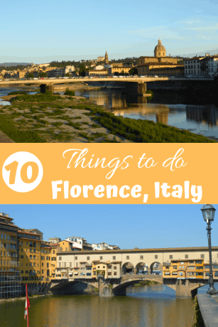 10 Things to do in Florence, Italy