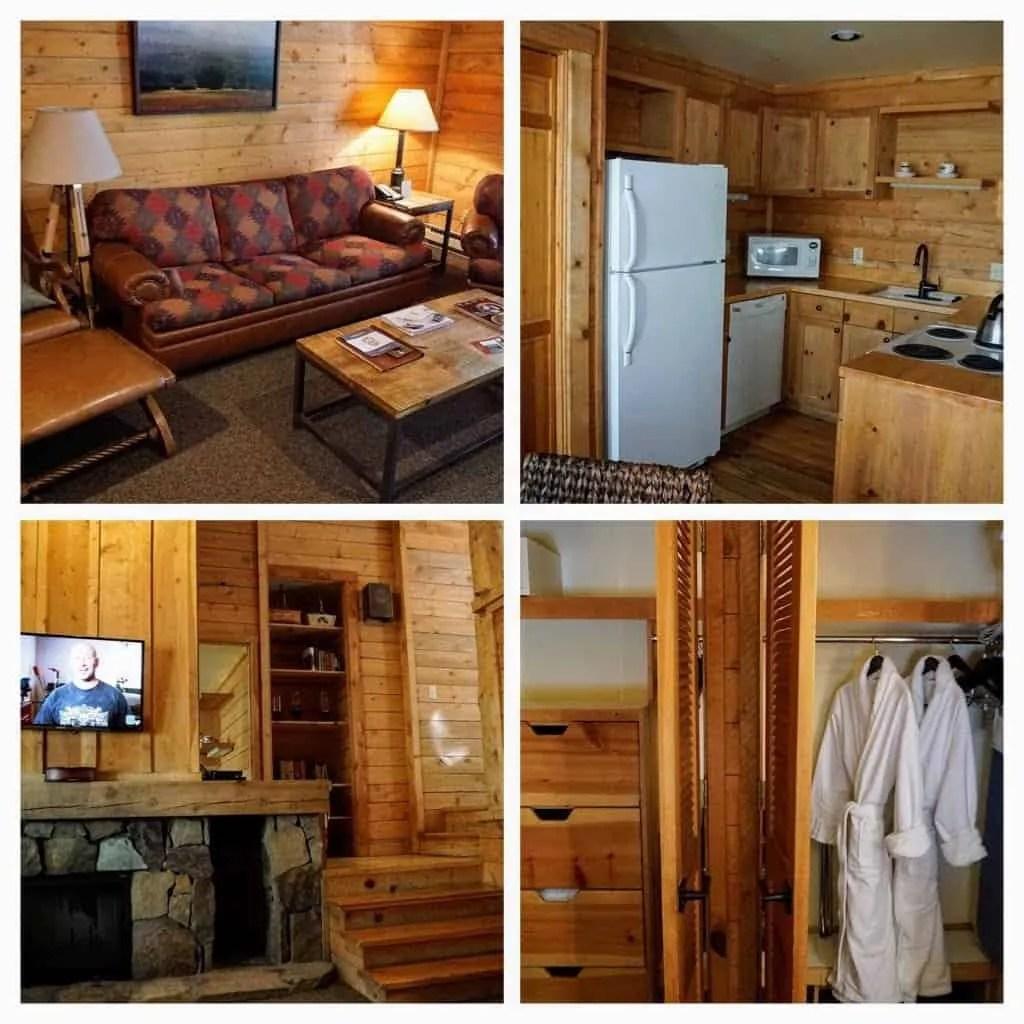 A cabin at Sundance
