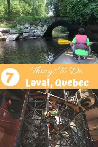 7 Things to do in Laval, Quebec